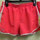 Women's Under Armour Bright Neon Orange Large Athletic Shorts