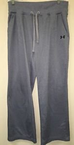 Women's Small Grey Under Armour Sweatpants