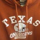 Women's Xl Hoodie Texas Longhorns Football