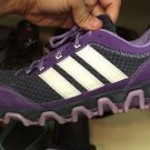Adidas KX TR Trail Running Sneakers Athletic Multi Women's 8.5 Purple Hipster