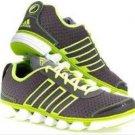 Mens Size 8 Adidas G66065 Adidas Liquid 2 Running Grey Like Green