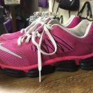 Nike Girls Pink Lunarsprint Running Shoes 4.5Y 599274-600 $95 RP