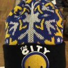 Golden State Warriors Winter Hat