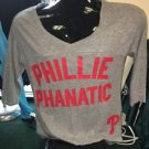 Victoria's Secret Pink Xs Philadelphia Phillies Baseball Phillie Phanatic Shirt