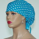 Surgical Surgery Scrub Cap Hat/medical Scrub/Nurse Cap/Women's Hat.