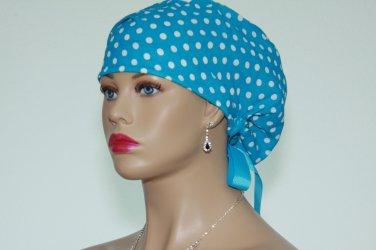 Surgical Surgery Scrub Cap Hat/medical Scrub/Nurse Cap/Women's Hat.