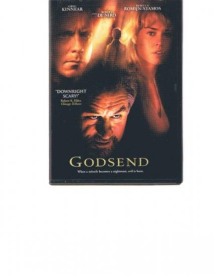 Godsend - DVD - Movie - Greg Kinnear and Rebecca Romijn-Stamos