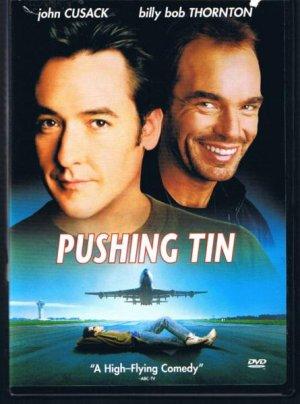 Pushing Tin - DVD - Movie - comedy - John Cusack and Billy Bob Thornton