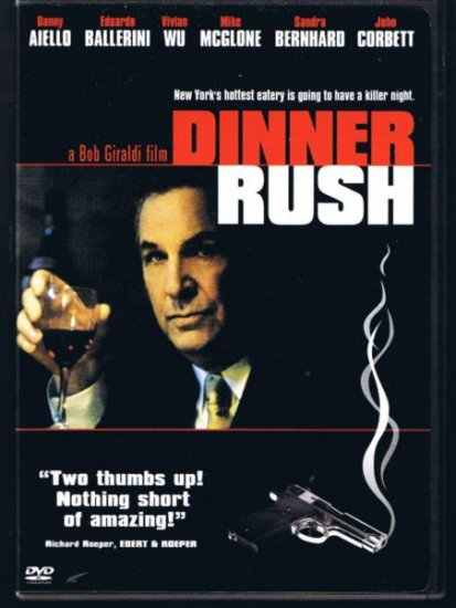 Dinner Rush - DVD - Movie