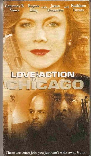 Love and Action in Chicago - VHS - Movie