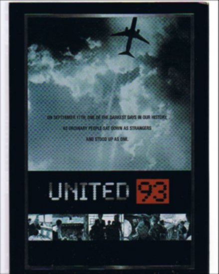 United 93 - DVD - Movie