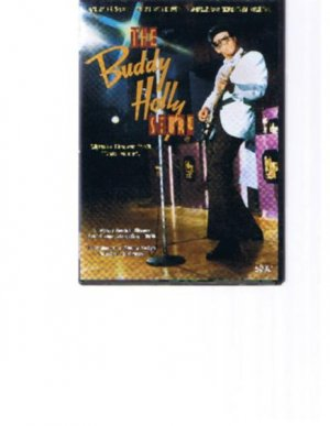 The Buddy Holly Story - DVD - Movie