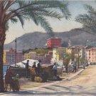 CI76.Vintage Italian Postcard. Riviera di Levante. Santa Margherita