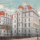 CN12. Vintage US Postcard. St. Luke's Hospital, New York.