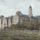 CK38.Vintage Postcard. The Orphanage, Halifax