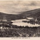 CO08.Vintage Postcard. The Kootenay River, near Nelson, B.C. Canada
