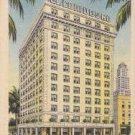 CK33.Vintage Postcard.El Comodoro Hotel, Miami, Florida