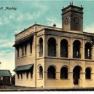 CJ05. Vintage Tucks Postcard. Town Hall, Mackay.Queensland, Australia