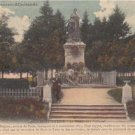 CK99. Vintage Postcard. War Memorial. Franco-Prussian War. Mars-la- Tour. France