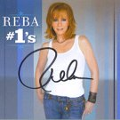 RARE Autographed REBA McENTIRE #1's Signed CD