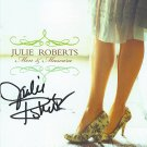 JULIE ROBERTS MEN AND MASCARA AUTOGRAPHED CD SIGNED