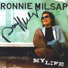 RONNIE MILSAP AUTOGRAPHED CD SIGNED HOF