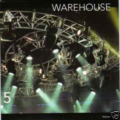 RARE Dave Matthews Band Warehouse 5 vol 7 Fanclub Only CD