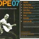 Dave Matthews Europe 07 8 Track Live Bonus CD