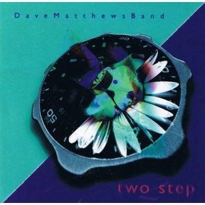 Dave Matthews Band TWO STEP Rare Promo CD