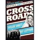 Taylor Swift & Def Leppard CMT Crossroads DVD