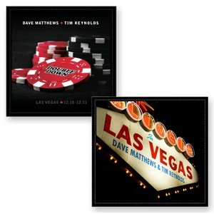 Dave Matthews & Tim Reynolds Live in Vegas Plus Bonus Double Down CD
