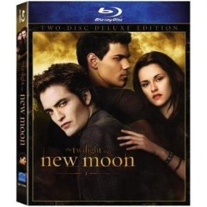 The Twilight Saga: New Moon (Two-Disc Deluxe Edition) [Blu-ray] w Collectible Film Cell