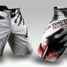 MMA Bold Shorts Sparring Trunks Punch Boxing Cage Fight Shorts