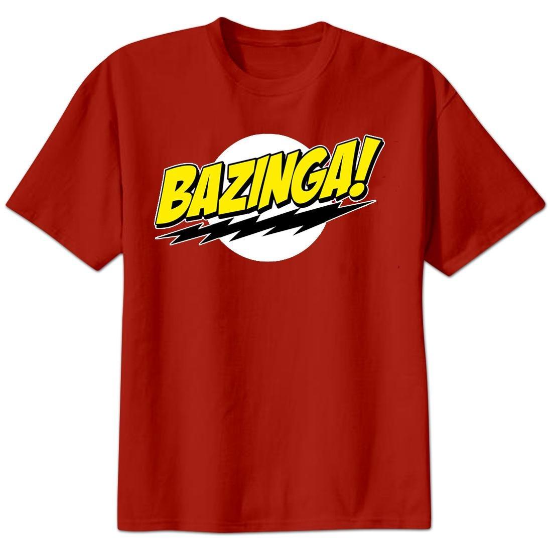 THE BIG BANG THEORY BAZINGA