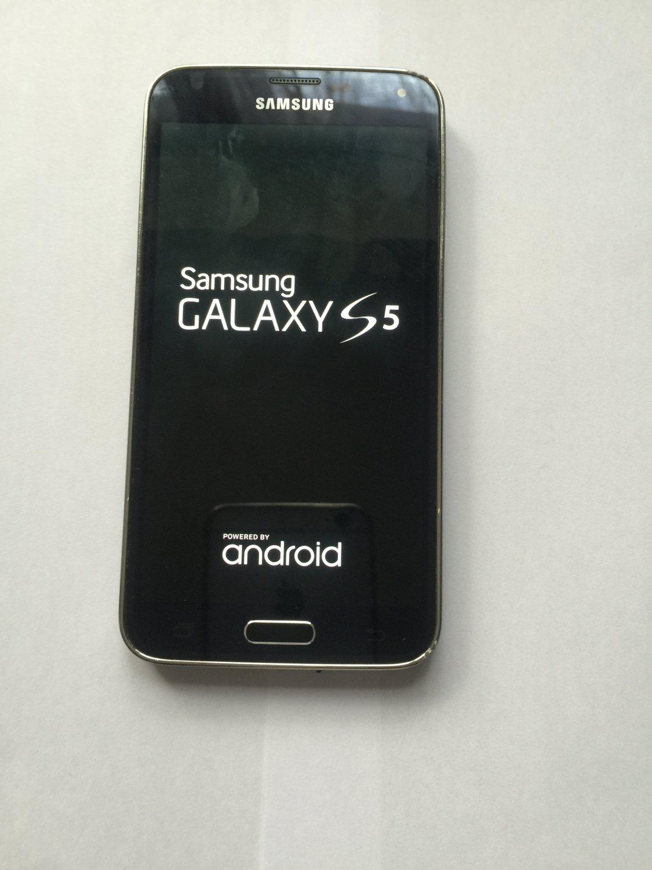 Samsung Galaxy s5 32GB blue unlocked