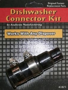 Waste King 1023 Universal Dishwasher Connector Kit