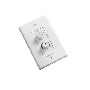 Casablanca Fan Company 64213 4-Speed Dual-Rotary Control/Variable Light Dimmer