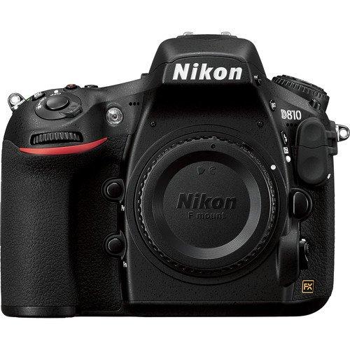 Nikon D810 FX-Format 36.3MP Digital SLR Camera Body