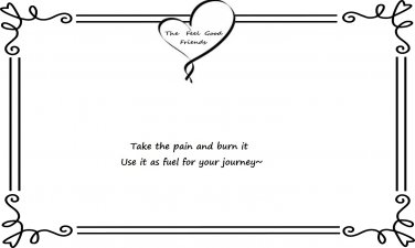 Fuel For Your Journey  Quote