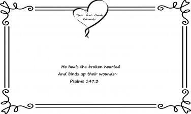 Broken Heart bible Verse