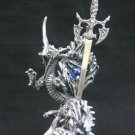 Dragon with Sword Letter Opener
