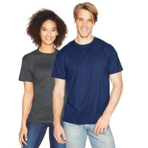 Adult X-Temp Unisex Performance T-Shirt - Color: Navy, Size: 2XL