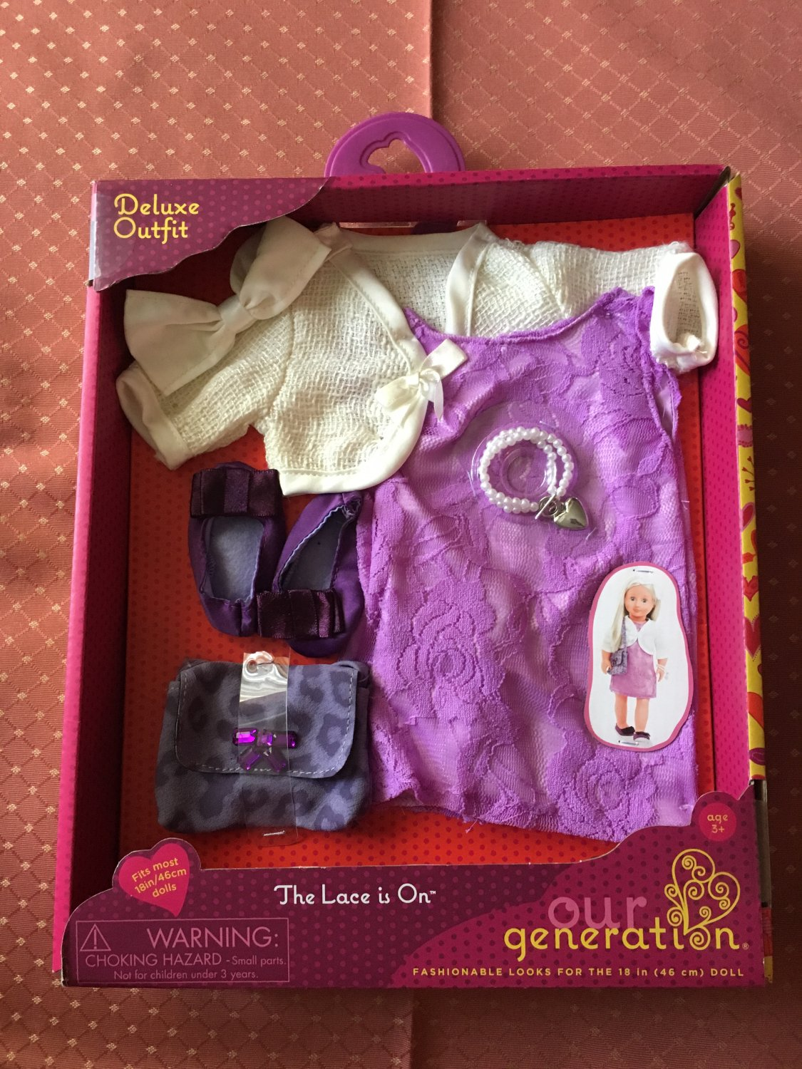 Our Generation Doll Deluxe Outfit
