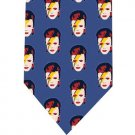 David Bowie Tie - model 2