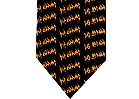 Def Leppard Tie