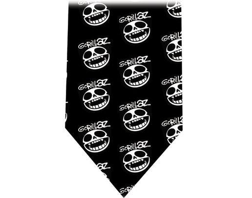 Gorillaz Tie