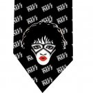 Kiss Tie - Paul Stanley Bandit Rock N Roll Over