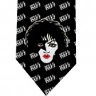 Kiss Tie - Paul Stanley Starchild Rock N Roll Over