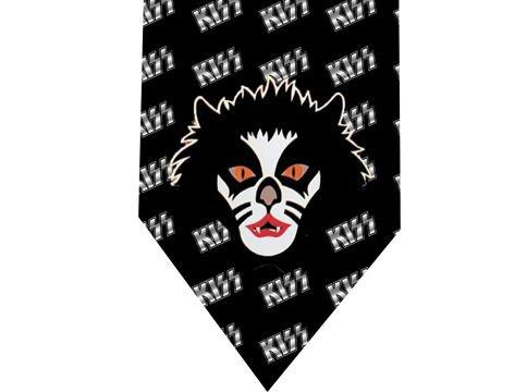 Kiss Tie - Peter Criss Rock N Roll Over