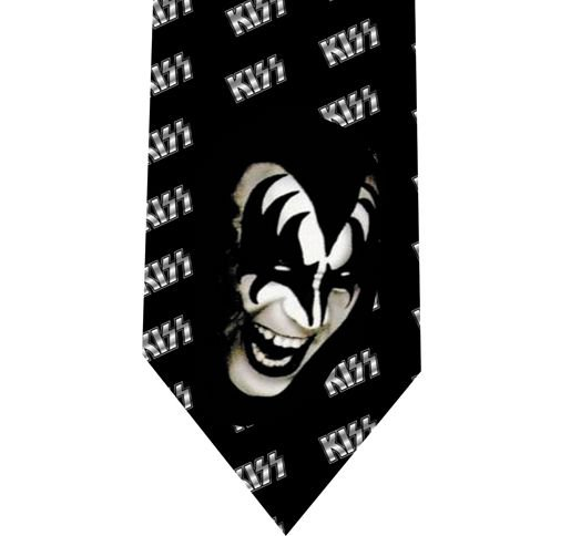 Kiss Tie - Gene Simmons You wanted the best...